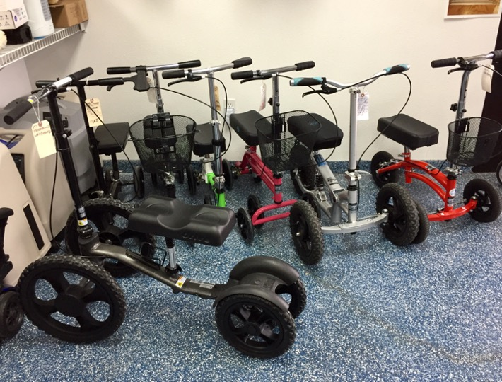 The Knee Scooter Store | Salt Lake City, Utah | Best Scooter